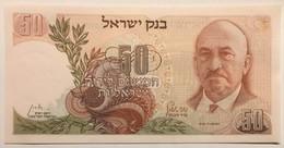 Israel - 50 Lirot - 1968 - Israel