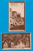"IMAGE - ""INDE Française"" (Lot De 2) Dont CHANDERNAGOR °  Chocolat Suchard ""Collection Coloniale"" - Suchard"