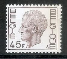 BELGIE * Nr 1985 * Postfris Xx * - 1970-1980 Elström