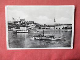 RPPC   Bratislava  Has Stamp & Cancel  Ref 3160 - Slovenia