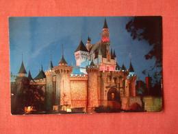 Disneyland Sleeping Beauty's Castle California      Ref 3160 - Disneyland