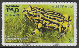 Australia 2016 Endangered Wildlife $1 Type 5 Self Adhesive Good/fine Used [39/31936/ND] - 2010-... Elizabeth II