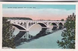 Wisconsin Eau Claire Water Street Bridge - Eau Claire