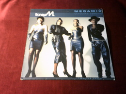BONEY M  °  MEGAMIX  EXTENDED  VERSION - 45 T - Maxi-Single