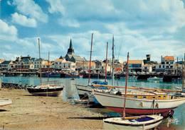 Saint Gilles Croix De Vie Le Port  CPM Ou CPSM - Saint Gilles Croix De Vie