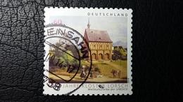 Sondermarke Aus Deutschland Mit Einer Darstellung Vom Kloster Lorsch - Klöster