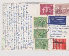 Germany 1962 Postcard Sent To Australia - [5] Berlin