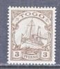Togo 20  *  Wmk - Colony: Togo