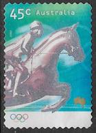 Australia SG2023 2000 Olympics (2nd) 45c Good/fine Used [12/12213/6D] - 2000-09 Elizabeth II