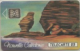 Nc6   Bonhomme De Bourail    Puce Sc4  (clasNC1) - New Caledonia
