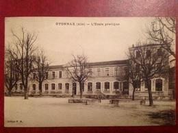 Oyonnax L'école Pratique , Daguin Verso - Oyonnax