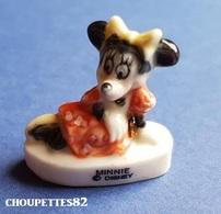Fèves Fève Disney1994 Mickey Parade Minnie*780* - Disney