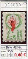Nordkorea - Northern Korea -  Michel 653 - (*) Mnh Neuf Postfris - Korea (Nord-)