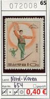 Nordkorea - Northern Korea -  Michel 654 - (*) Mnh Neuf Postfris - Korea (Nord-)