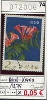 Nordkorea - Northern Korea -  Michel 1275 - Oo Oblit. Used Gebruikt - Korea (Nord-)