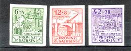 SBZ Nr 87/89 B** (T 10707) - Sowjetische Zone (SBZ)