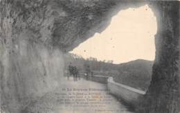 DROME  26  ROUTE DE COMBE LAVAL A LA FORET DE LENTE - ATTELAGE - Francia