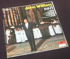 Vinyle 33 Tours  John William Noël  (1969) - Chants De Noel
