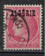 ALGERIE        N°  YVERT    228       OBLITERE       ( O   2/42) - Algérie (1924-1962)