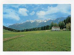 Sella Valsugana (Trento) - Il Carlon - Viaggiata Nel 1968 - (FDC14193) - Trento
