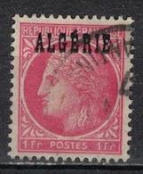 ALGERIE        N°  YVERT    228   (1)    OBLITERE       ( O   2/42) - Algérie (1924-1962)