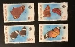 SEYCHELLES FARFALLE - Seychelles (1976-...)