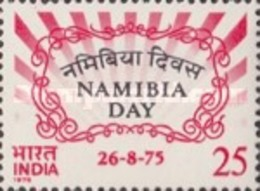 USED STAMPS India - Namibia Day -  1975 - India