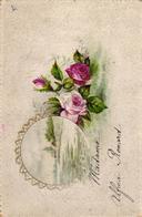 MENU - CAQUET HOTEL DE HALSAN VERRIERES - DEJEUNER DU 2 OCTOBRE 1894 - Menus