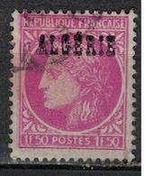 ALGERIE        N°  YVERT    229     ( 1 )        OBLITERE       ( O   2/42) - Algérie (1924-1962)