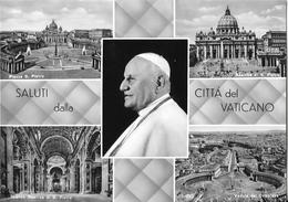 Saluti Dalla Citta Del VATICANO - Vatican