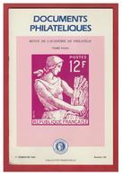 REVUE DE L'ACADEMIE DE PHILATELIE -- DOCUMENTS PHILATELIQUES N°139 --1° TRIMESTRE 1994-- - Philatélie Et Histoire Postale