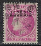 ALGERIE        N°  YVERT    229     ( 4 )        OBLITERE       ( O   2/42) - Algérie (1924-1962)