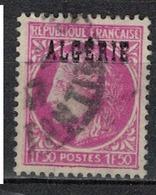 ALGERIE        N°  YVERT    229     ( 5 )        OBLITERE       ( O   2/42) - Algérie (1924-1962)