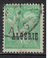 ALGERIE        N°  YVERT    230       OBLITERE       ( O   2/42) - Algérie (1924-1962)