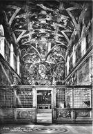 Citta Del VATICANO - Cappella Sistina - Vatican