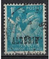 ALGERIE        N°  YVERT    231  (1)     OBLITERE       ( O   2/42) - Algérie (1924-1962)