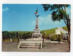 Castello Tesino (Trento) - Monumento Ai Caduti Al Passo Del Broccon - Viaggiata Nel 1980 - (FDC14198) - Trento