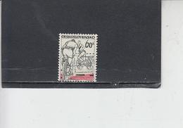 CECOSLOVACCHIA  1965 - Yvert  1371 - Sport - Ciclismo - Ciclismo