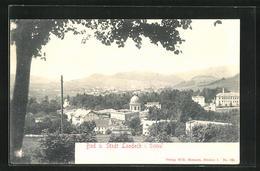 AK Bad Landeck, Panorama Mit Blick Zur Stadt - Schlesien