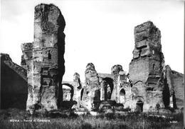 ROMA - Terme Di Caracalla - Roma (Rome)