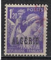 ALGERIE        N°  YVERT    232    OBLITERE       ( O   2/42) - Algérie (1924-1962)