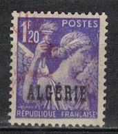 ALGERIE        N°  YVERT    232   ( 2 )          OBLITERE       ( O   2/42 ) - Algérie (1924-1962)