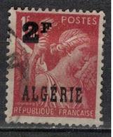 ALGERIE        N°  YVERT    233          OBLITERE       ( O   2/42 ) - Algérie (1924-1962)