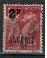 ALGERIE        N°  YVERT    233    ( 1 )       OBLITERE       ( O   2/42 ) - Algérie (1924-1962)