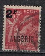 ALGERIE        N°  YVERT    233    ( 3 )       OBLITERE       ( O   2/42 ) - Algérie (1924-1962)