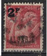 ALGERIE        N°  YVERT    233    ( 4 )       OBLITERE       ( O   2/43 ) - Algérie (1924-1962)