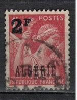 ALGERIE        N°  YVERT    233    ( 5 )       OBLITERE       ( O   2/43 ) - Algérie (1924-1962)