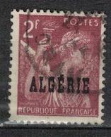 ALGERIE        N°  YVERT    234   ( 1 )   OBLITERE       ( O   2/43 ) - Algérie (1924-1962)