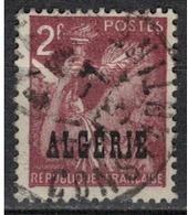 ALGERIE        N°  YVERT    234   ( 2 )   OBLITERE       ( O   2/43 ) - Algérie (1924-1962)