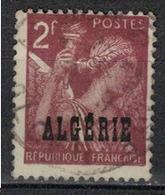ALGERIE        N°  YVERT    234   ( 3 )   OBLITERE       ( O   2/43 ) - Algérie (1924-1962)